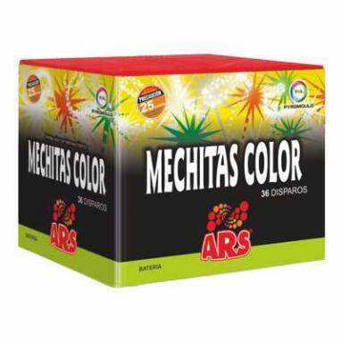 Mechitas Color 36 disparos