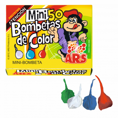 Mini Bombetas