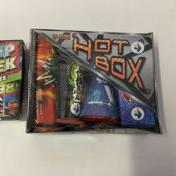 Pack  Hot Box
