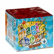 Magic Box 16 D (azul)