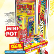 Lot nº 1 Mini-Pot Infantil